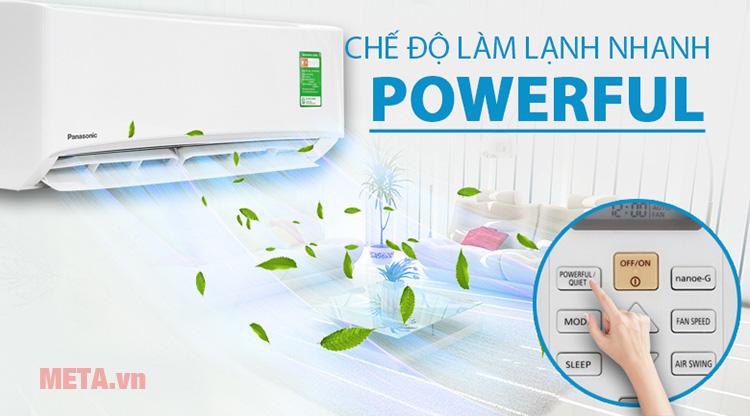 Máy lạnh Panasonic 1.5HP