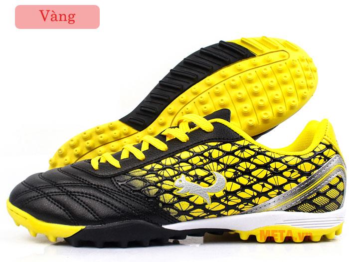 Giày đá bóng Zocker ZTF 18VT màu vàng đen