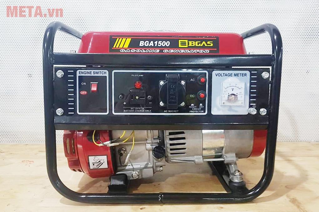 Bgas BGA1500