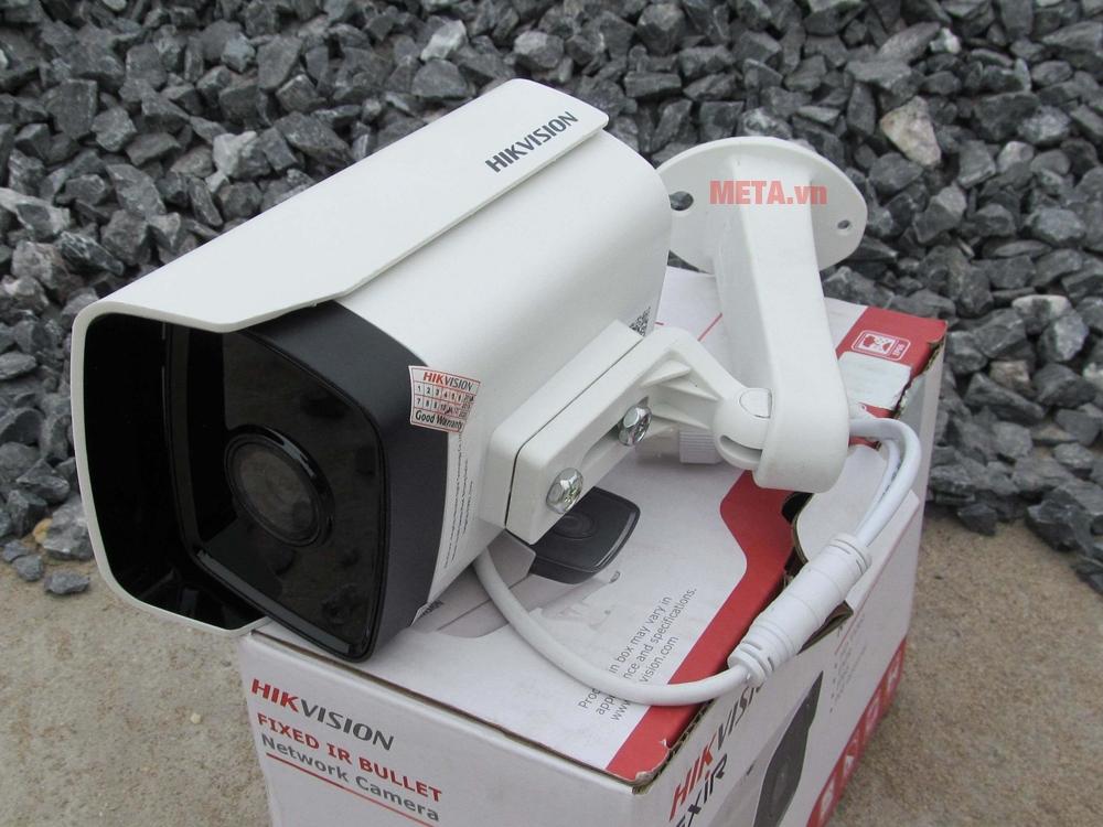 Camera IP hồng ngoại 2.0 Megapixel Hikvision DS-2CD2T21G0-I hình ảnh thực tế