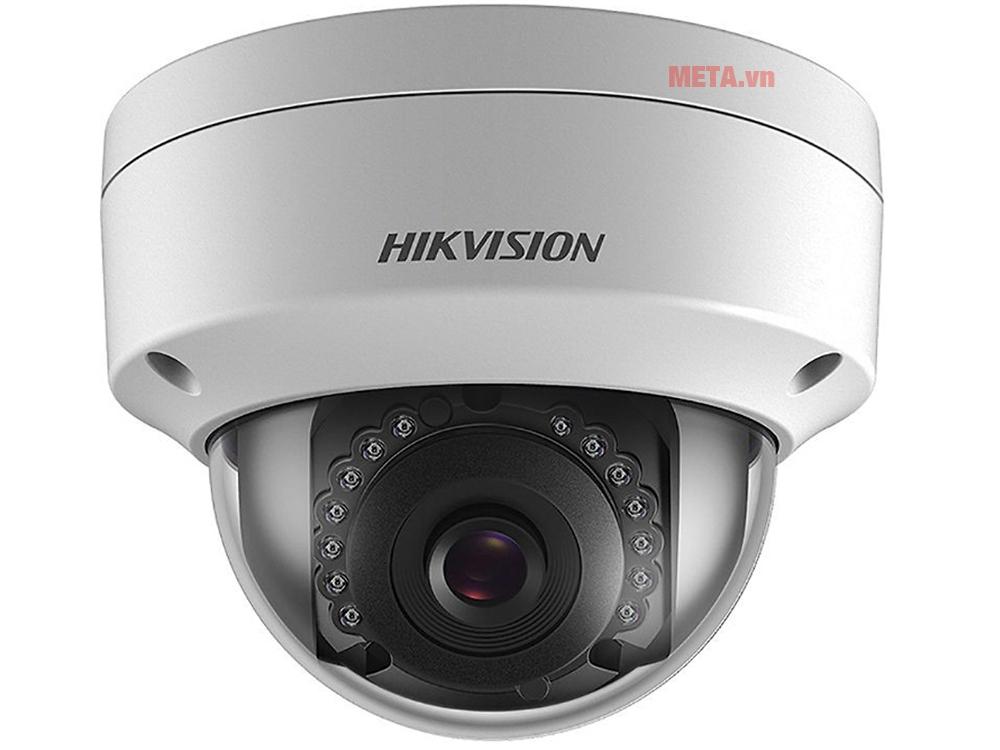 Camera wifi tích hợp đèn hồng ngoại, tầm xa 30m, quan sát rõ người trong điều kiện ban đêm