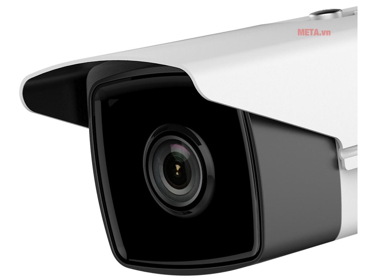 Camera Hikvision hỗ trợ thẻ nhớ có dung lượng lưu trữ lên tới 128 Gb