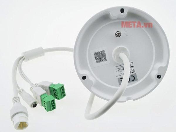 Các jack cắm của Hikvision DS-2CD2143G0-IS