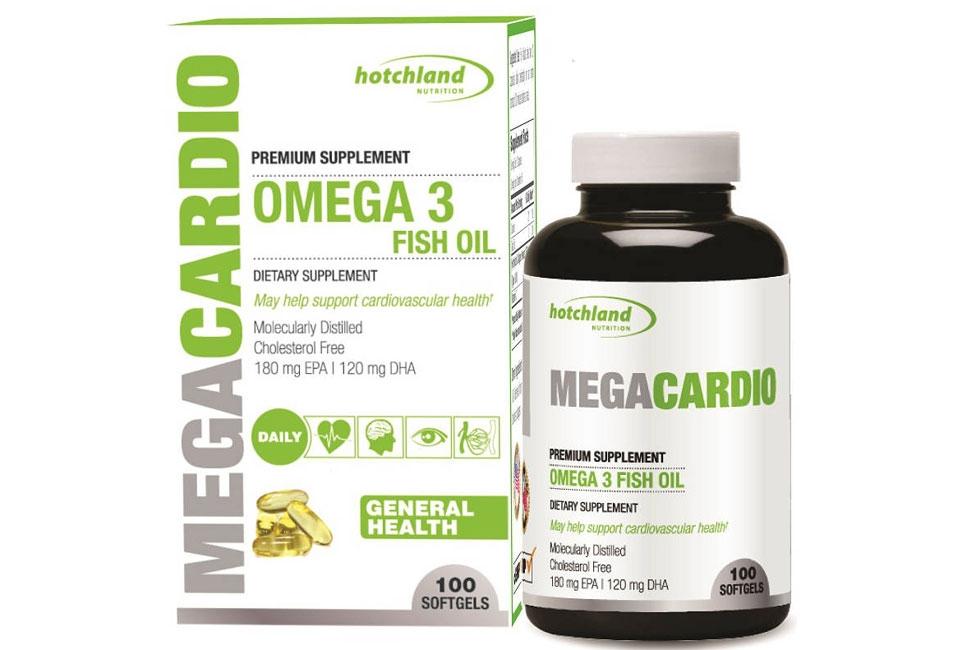 Omega 3 MegaCardio 4578