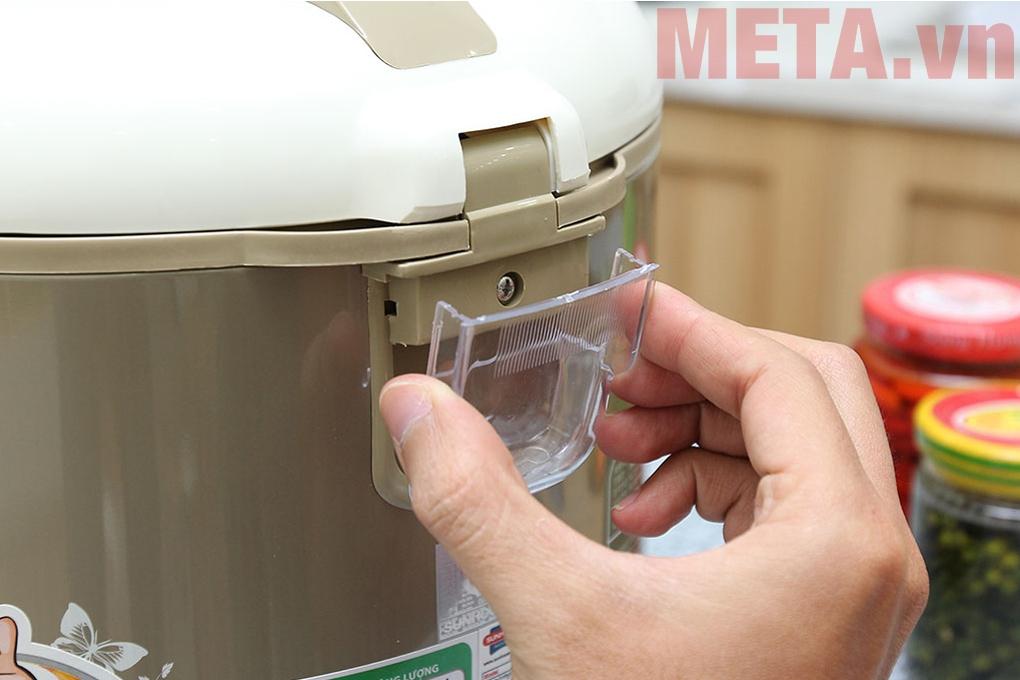 Khay chứa nước đọng nồi cơm điện