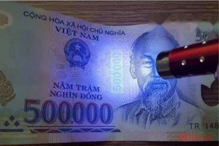 máy dếm tiền