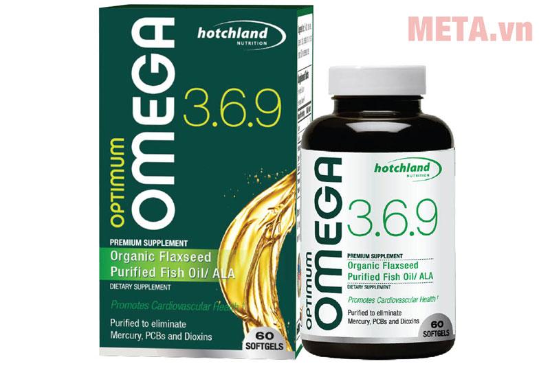 Hotchland Nutrition Omega 3-6-9