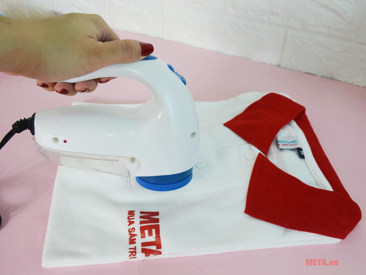 Máy cắt lông xù quần áo Hando