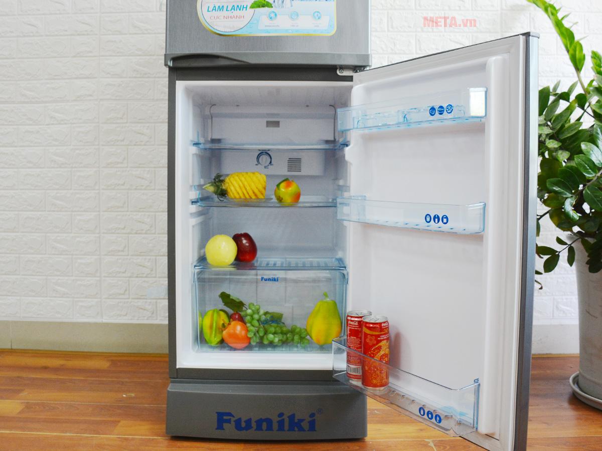 Tủ lạnh Funiki 130 lít