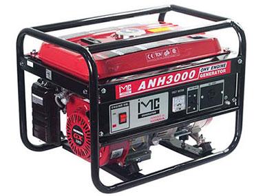 Máy phát điện chạy xăng Honda 3000 có công suất 2200W