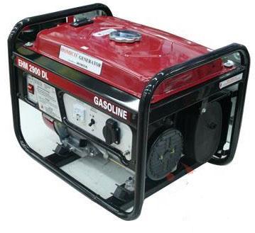 Máy phát điện Honda EHM 2900DL có độ ồn thấp khi vận hành.