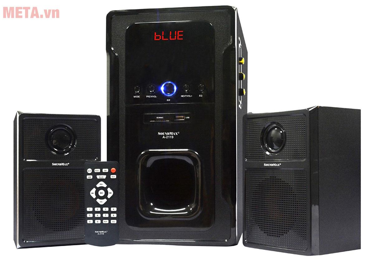 Soundmax A2119 2.1