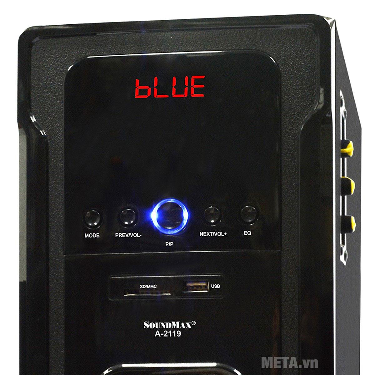Loa vi tính Bluetooth