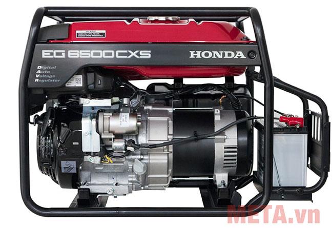 Máy phát điện Honda EG 6500CXS có động cơ 4 thì