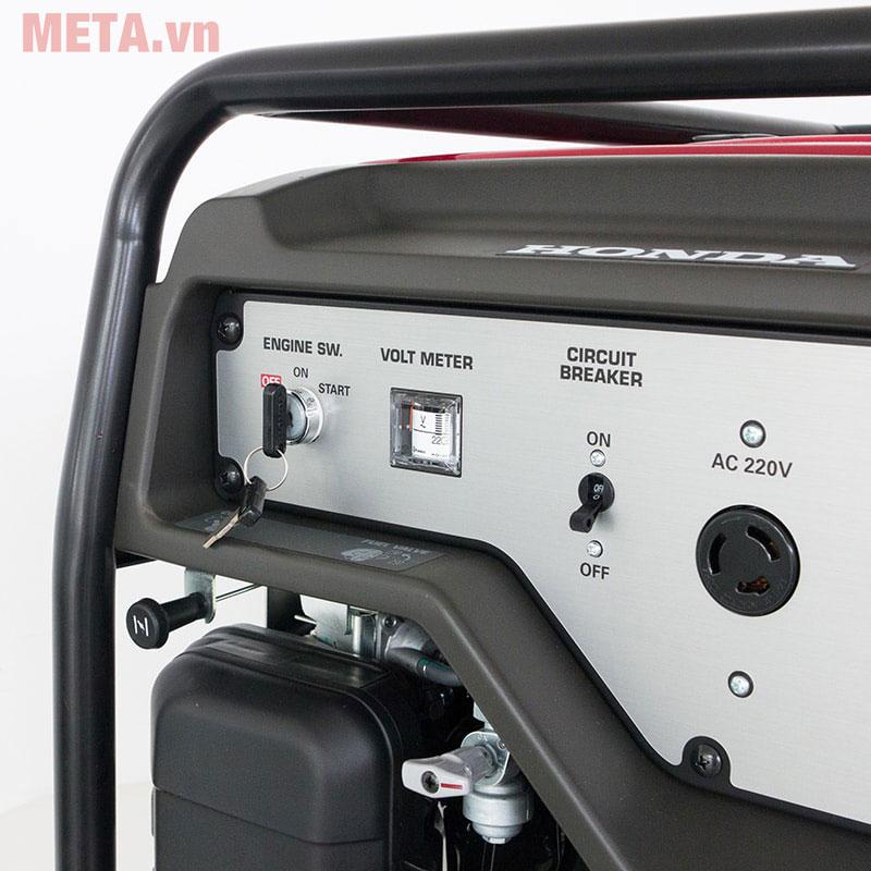 Honda EG 6500CXS cung cấp nguồn điện ổn định