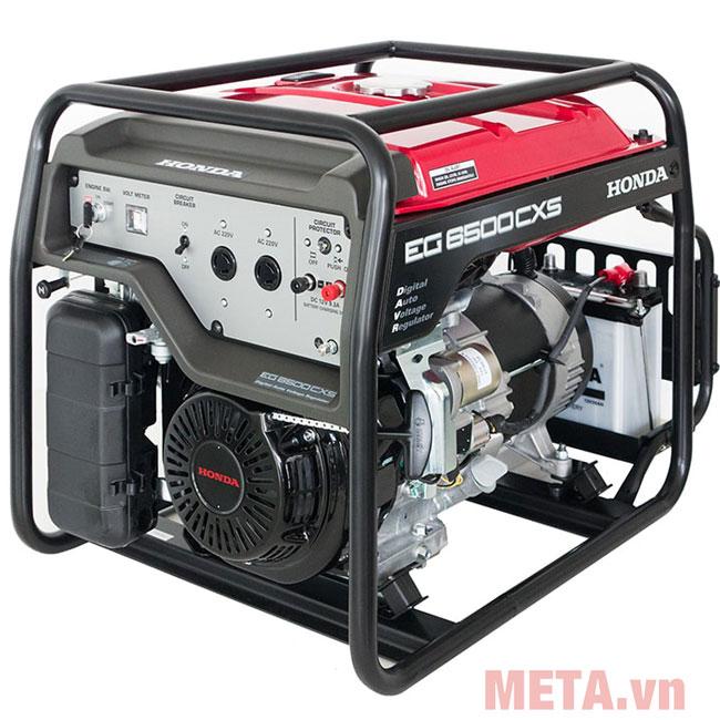 Máy phát điện Honda EG 6500CXS tiết kiệm nhiên liệu
