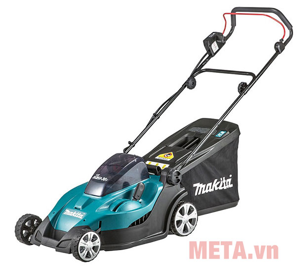 Xe cắt cỏ đẩy