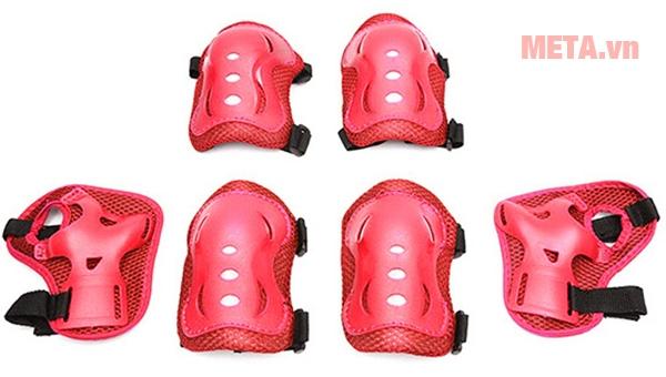 Bộ bảo vệ đầu gối patin