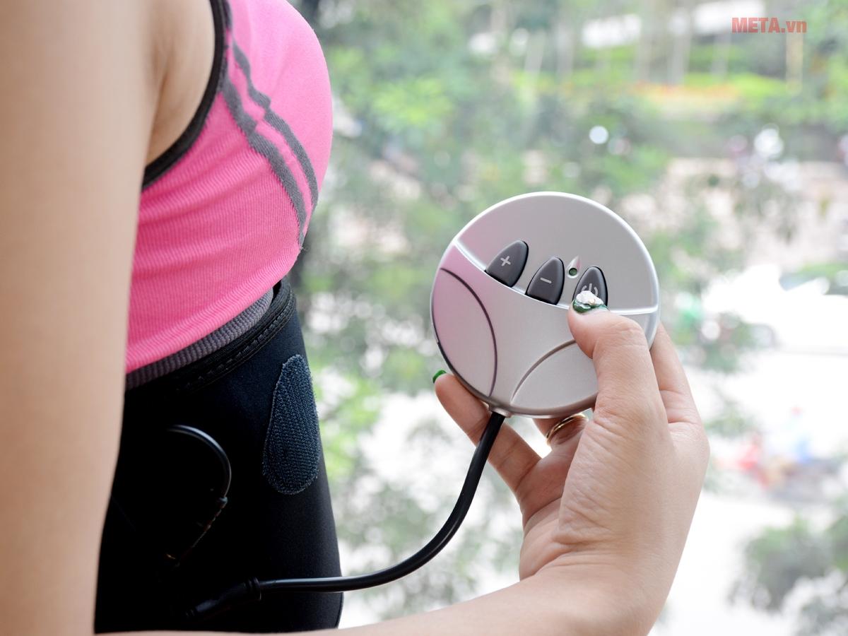 Đai massage bụng giảm béo