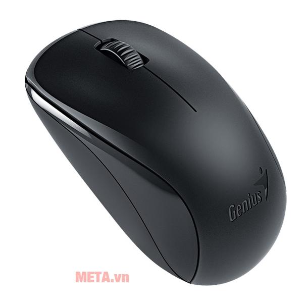 Chuột không dây Genius NX-7000 màu đen