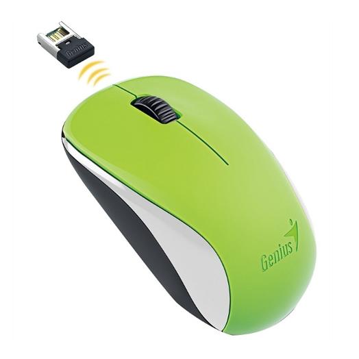 Chuột không dây Genius NX-7000 xanh lá