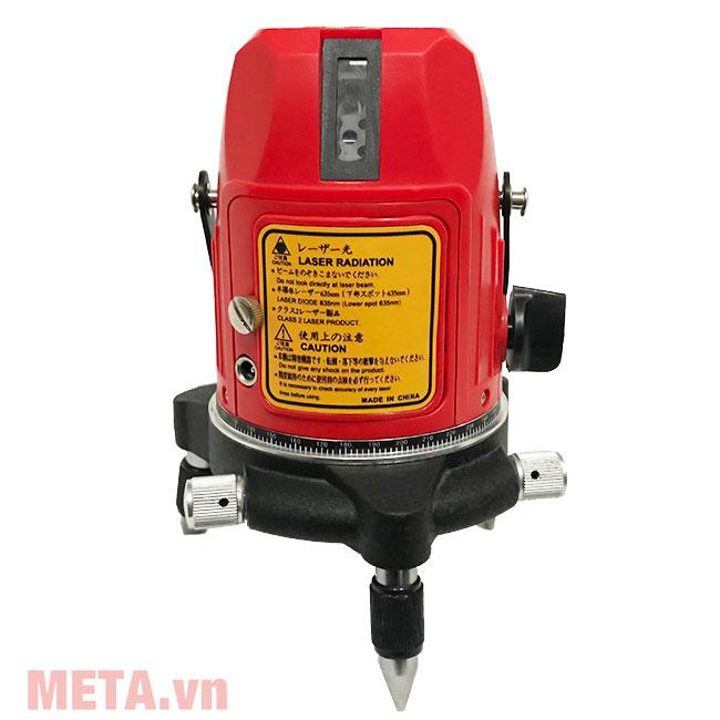 máy cân bằng laser 5 tia đỏ