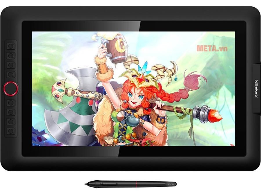 Màn hình bảng vẽ Bút bảng vẽ Với XP-Pen Artist 156 inch,Full HD 1080p
