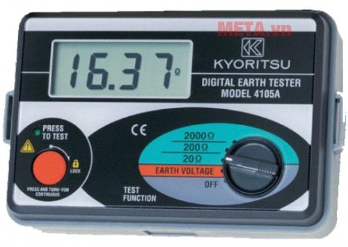 Máy đo điện trở điện