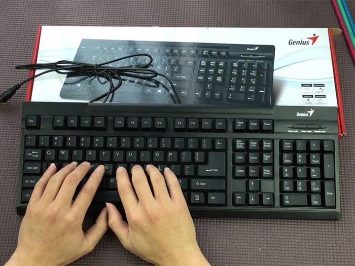 bàn phím có dây