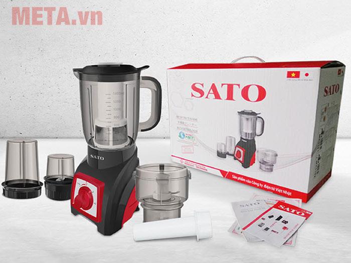 Máy xay sinh tố Sato