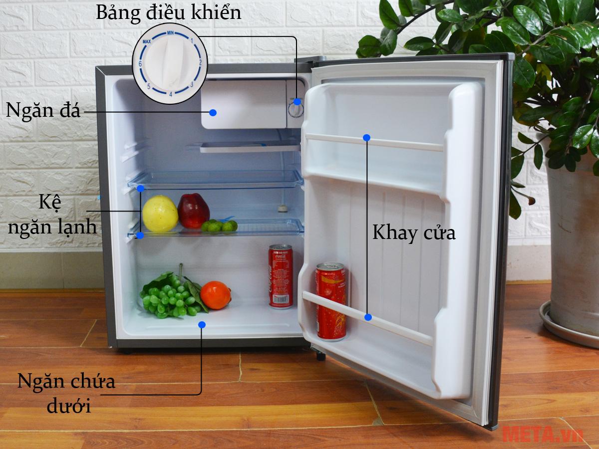 Tủ lạnh Funiki FR-71CD 70 lít