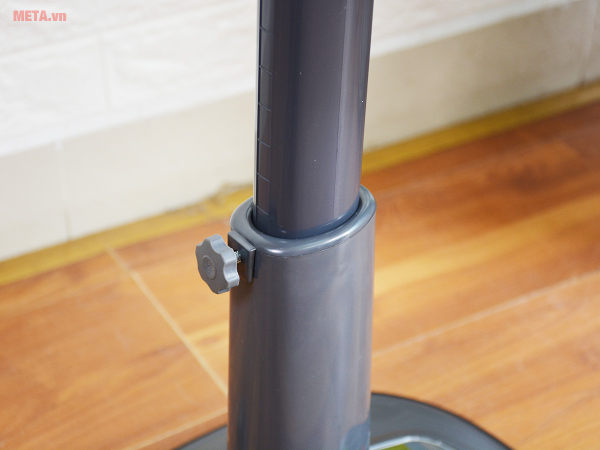 Quạt điện có thể điều chỉnh chiều cao theo ý muốn