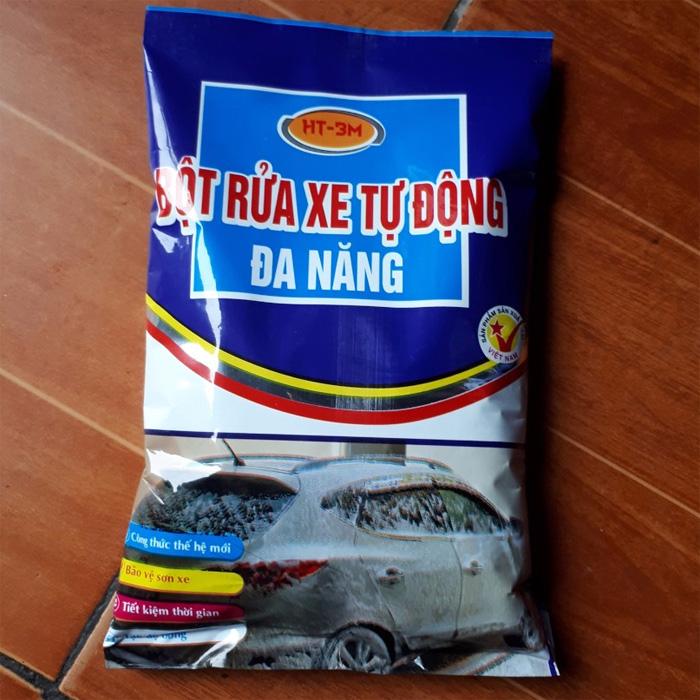 bột rửa xe