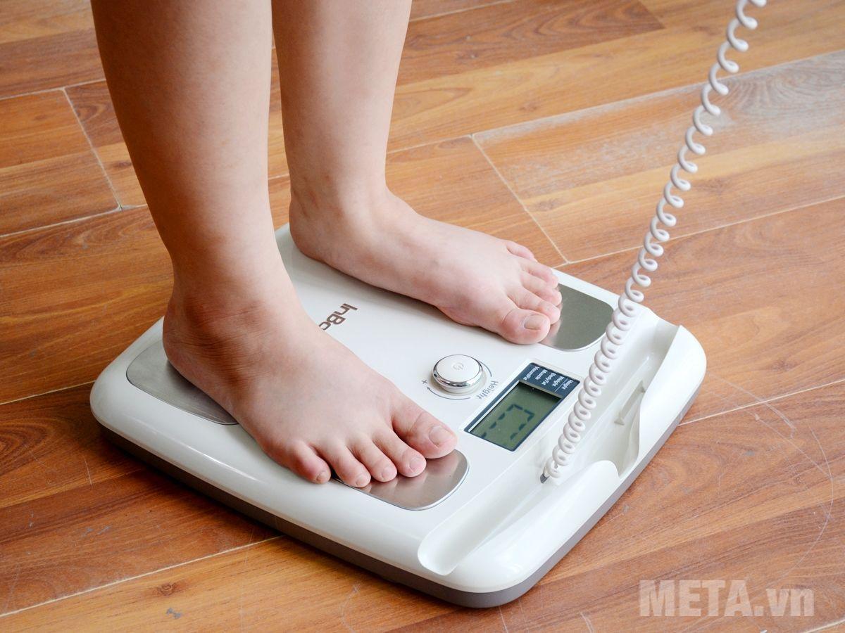Cân đo cơ thể