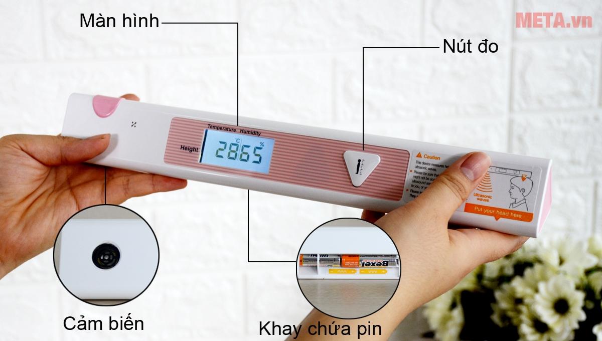 Thiết bị đo chiều cao Inlab