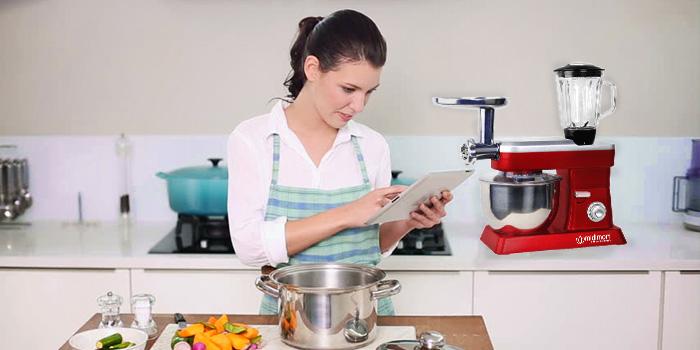 máy làm bếp đa năng