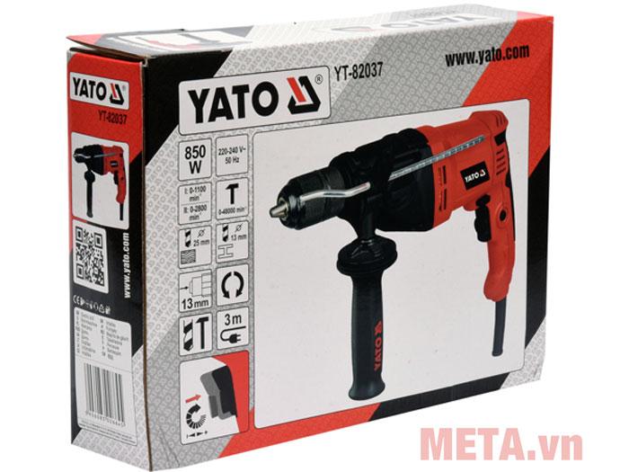 Máy khoan động lực Yato