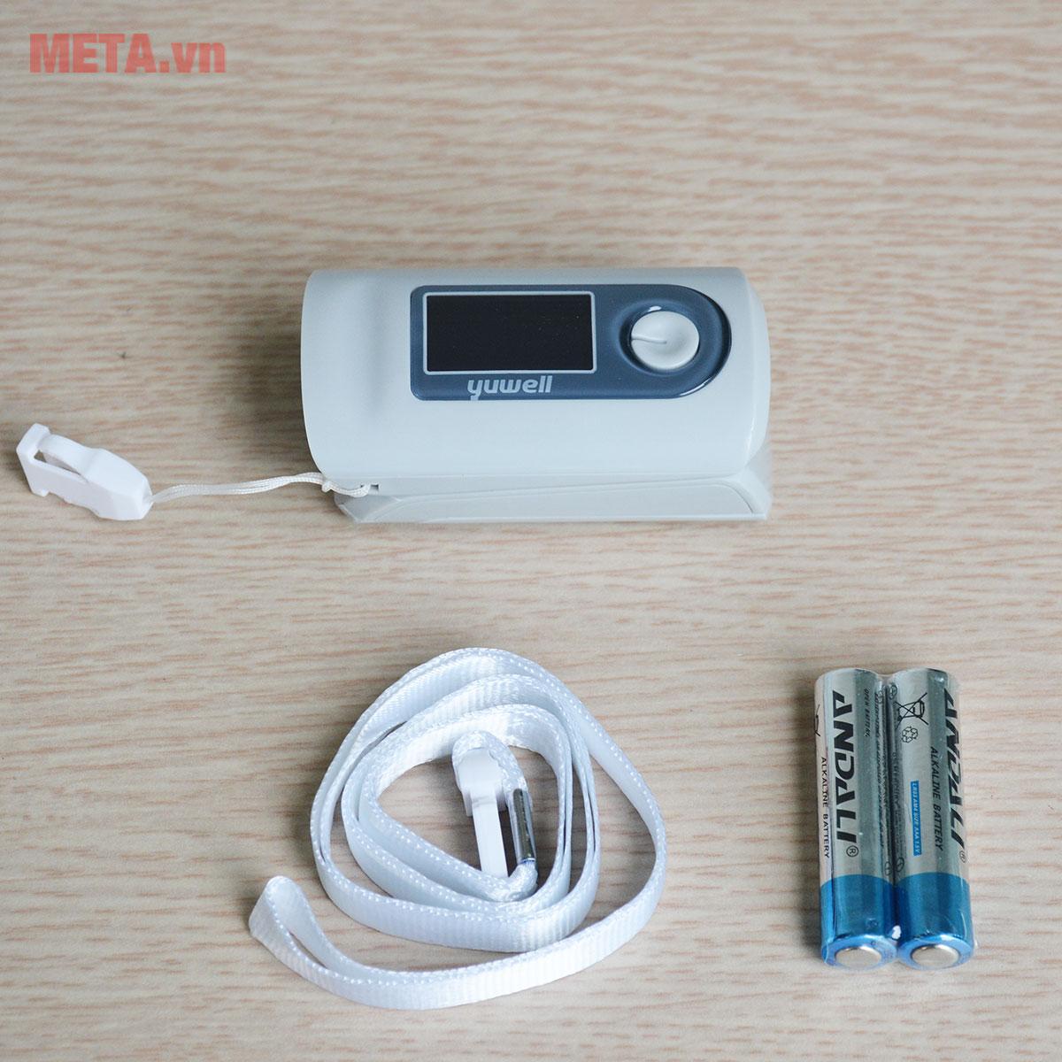 Máy đo nồng độ oxy