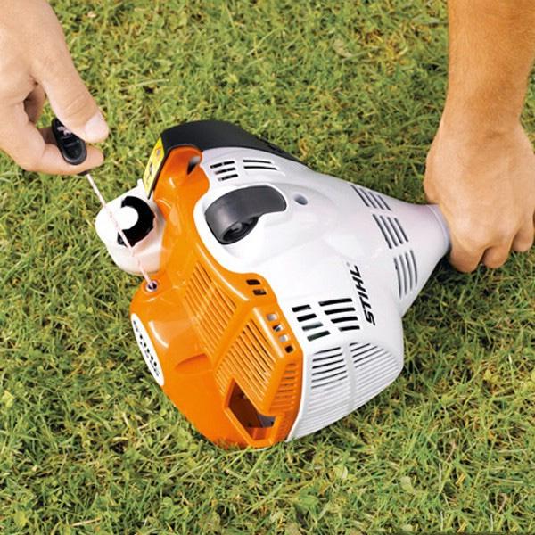 Máy cắt cỏ công suất nhỏ