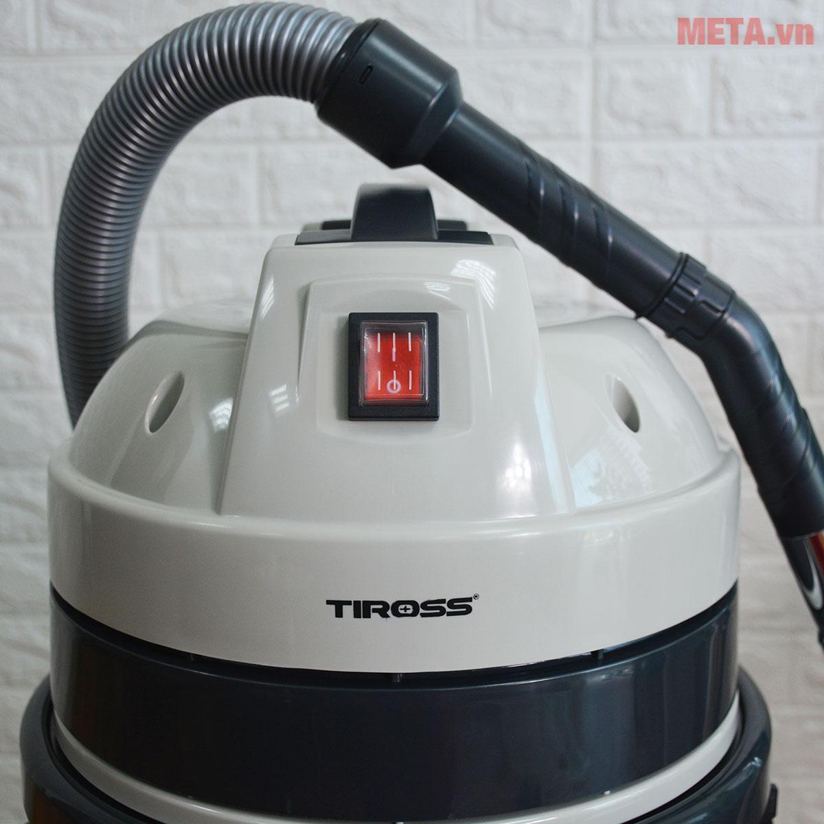 Máy hút bụi công nghiệp Tiross