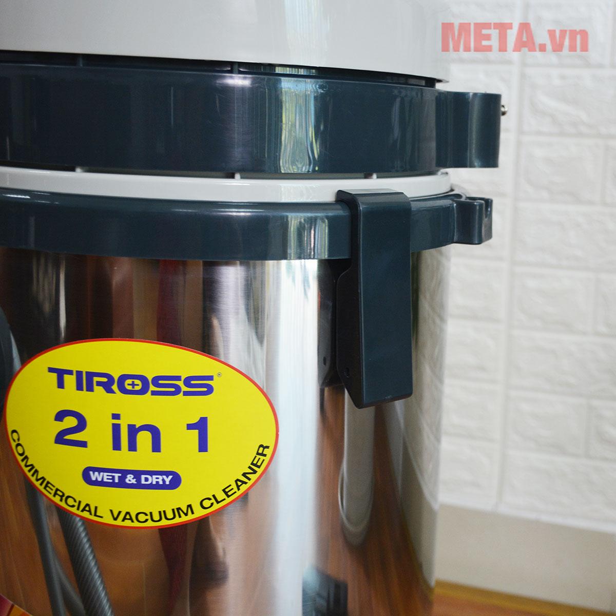 Máy hút bụi Tiross