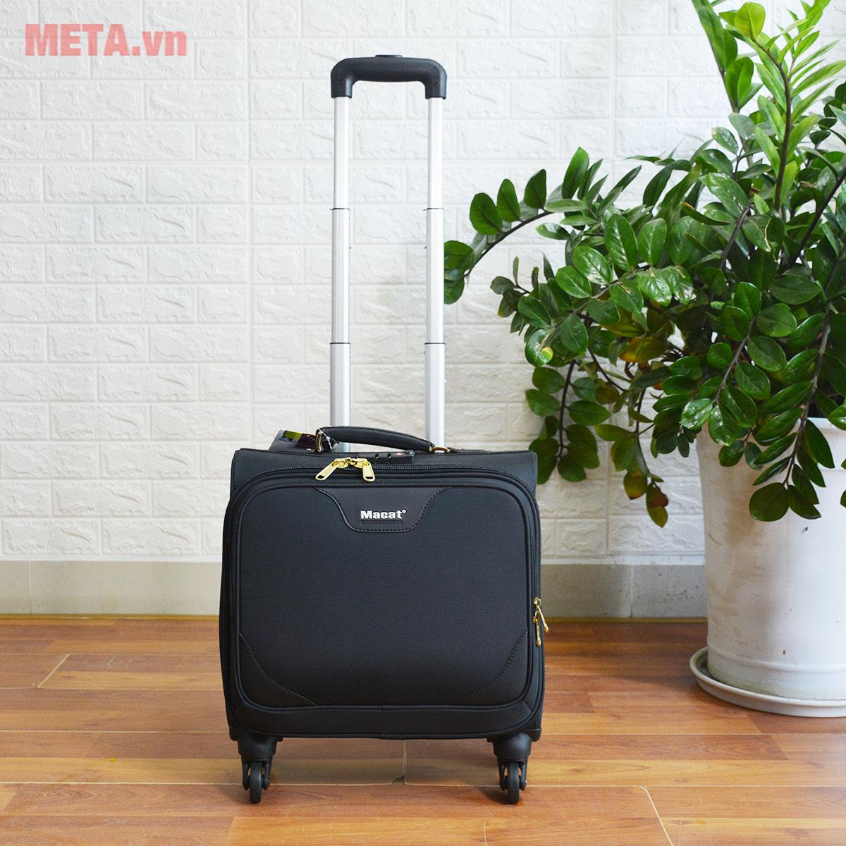 Vali doanh nhân Macat BY15X có thiết kế cao cấp