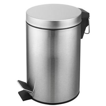 Thùng rác inox GEV-5L