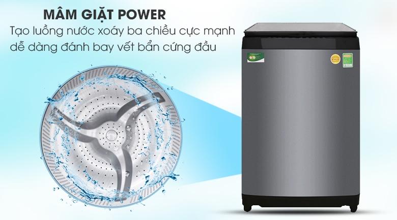 Máy có mâm giặt Power