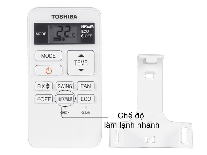 Máy lạnh Toshiba 2