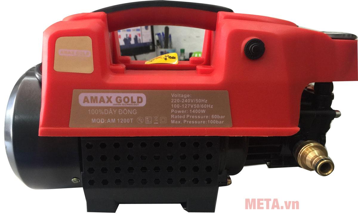 Máy rửa xe Amax AM1200T