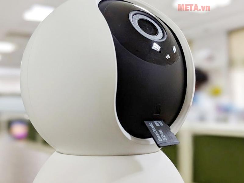 Camera trang bị hệ thống nhận diện chuyển động thông minh