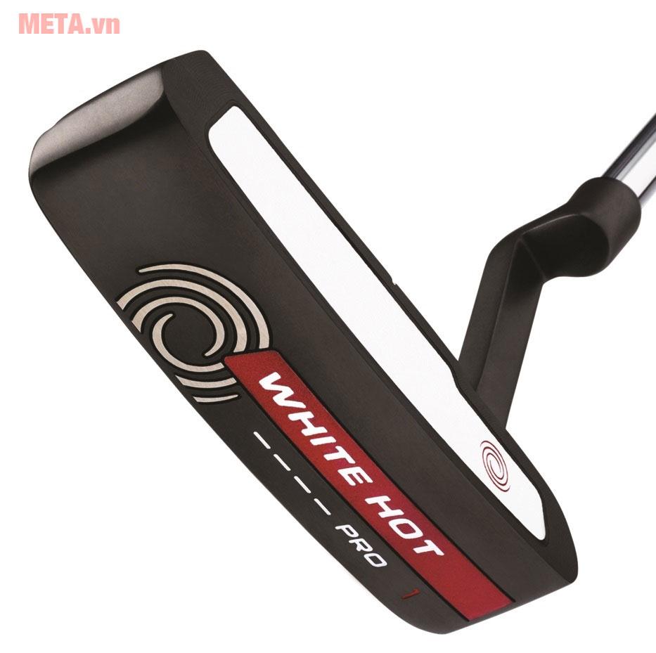 Gậy golf putter Odyssey White Hot Pro 2.0 Black