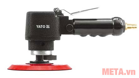 Máy chà matit tác động kép hút bụi 150mm Yato YT-0967