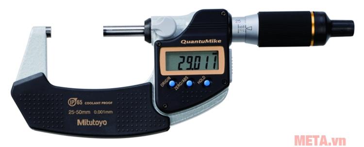 Panme đo ngoài điện tử Mitutoyo 293-141-30 (25-50mm 0.001mm)